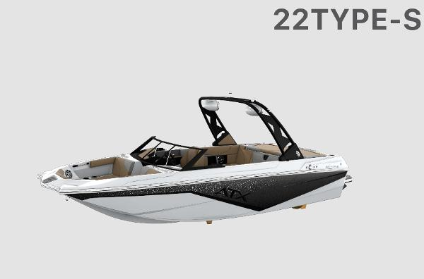 2022 ATX Surf Boats 22 Type-S thumbnail