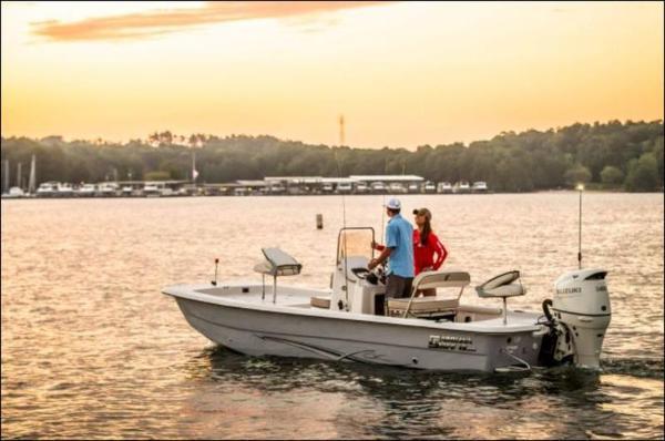 2021 Carolina Skiff boat for sale, model of the boat is 19 SWS & Image # 4 of 4