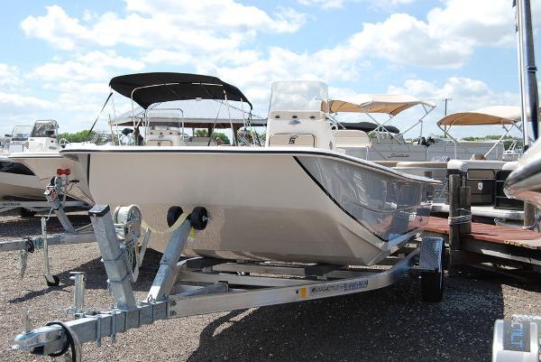 2021 Carolina Skiff boat for sale, model of the boat is 19 SWS & Image # 5 of 7