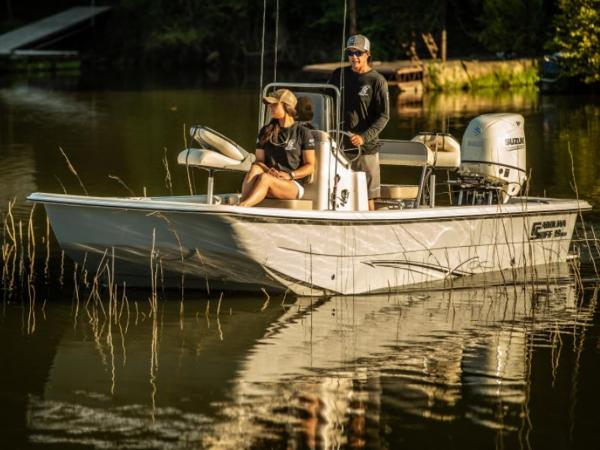2021 Carolina Skiff boat for sale, model of the boat is 19 SWS & Image # 6 of 7