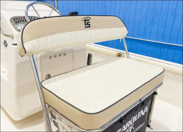 2021 Carolina Skiff boat for sale, model of the boat is 19 SWS & Image # 7 of 7