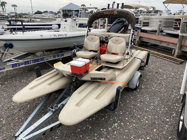 2016 CraigCat boat for sale, model of the boat is TAHETIAN & Image # 1 of 7