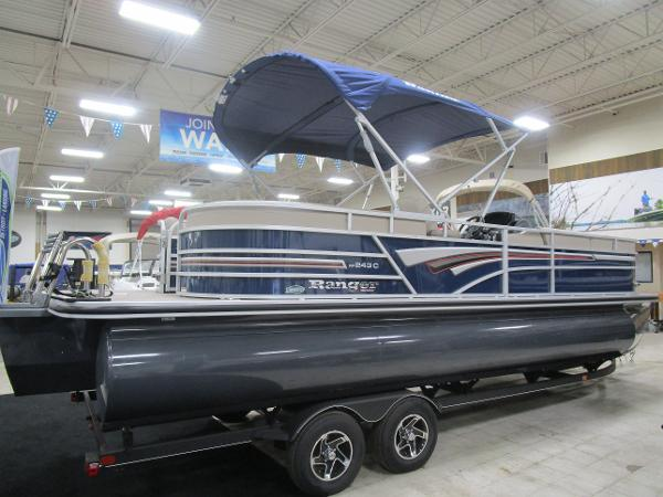 2021 Ranger Boats boat for sale, model of the boat is 243C & Image # 2 of 24