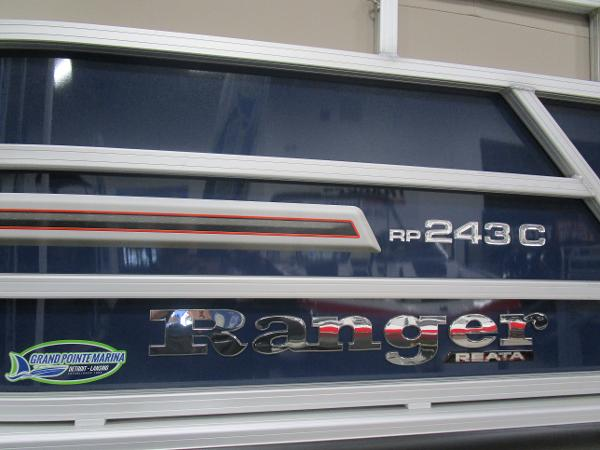 2021 Ranger Boats boat for sale, model of the boat is 243C & Image # 24 of 24