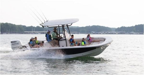 2021 Carolina Skiff boat for sale, model of the boat is 24 Ultra & Image # 1 of 3