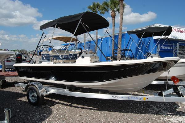 2021 Carolina Skiff boat for sale, model of the boat is 178 JLS & Image # 1 of 6