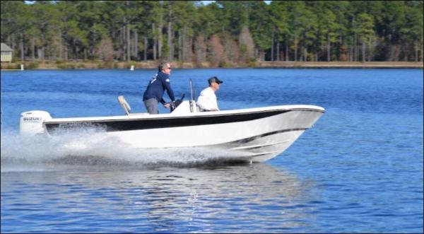 2021 Carolina Skiff boat for sale, model of the boat is 178 JLS & Image # 3 of 6