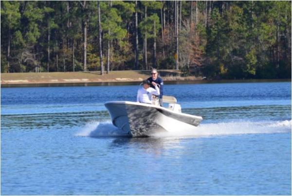 2021 Carolina Skiff boat for sale, model of the boat is 178 JLS & Image # 6 of 6