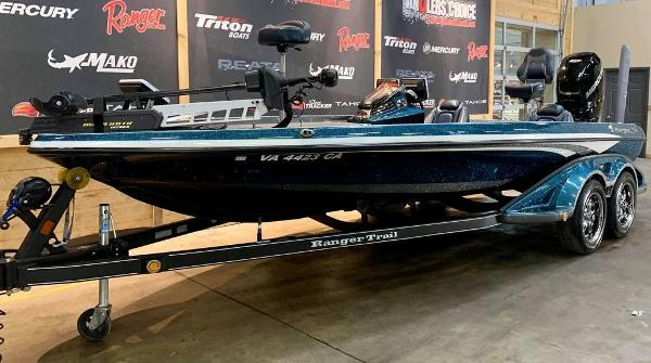 2017 Ranger Boats boat for sale, model of the boat is Z521C & Image # 8 of 15