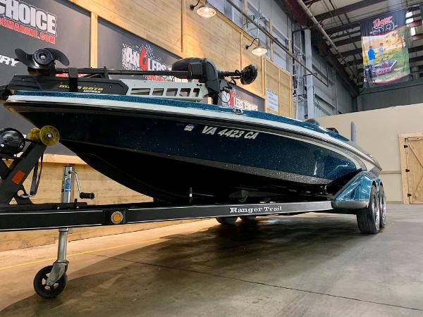 2017 Ranger Boats boat for sale, model of the boat is Z521C & Image # 12 of 15