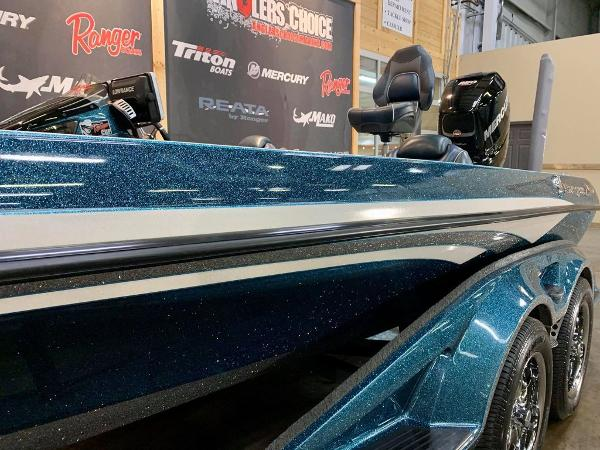 2017 Ranger Boats boat for sale, model of the boat is Z521C & Image # 14 of 15