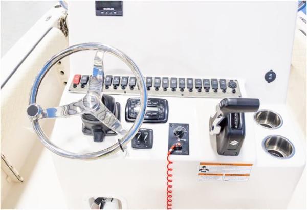 2021 Carolina Skiff boat for sale, model of the boat is 23 Ultra & Image # 3 of 4