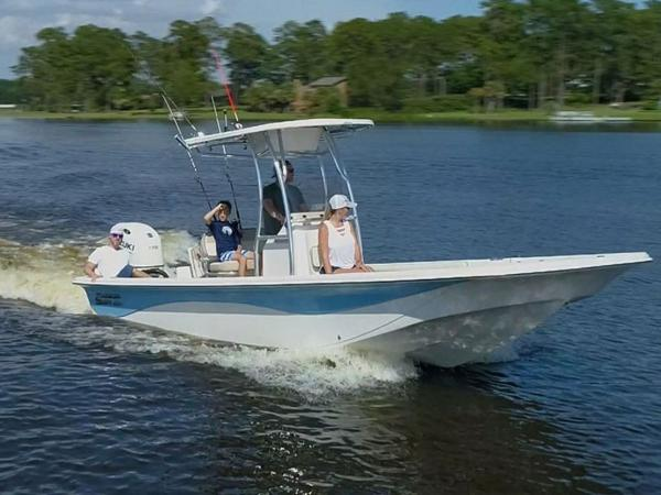 2021 Carolina Skiff boat for sale, model of the boat is 23 LS & Image # 2 of 3