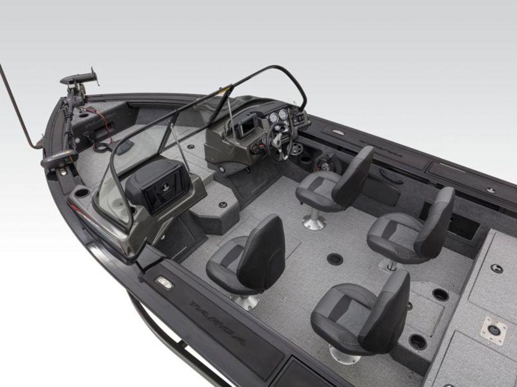 2021 Tracker Boats boat for sale, model of the boat is Targa™ V-18 WT & Image # 4 of 23