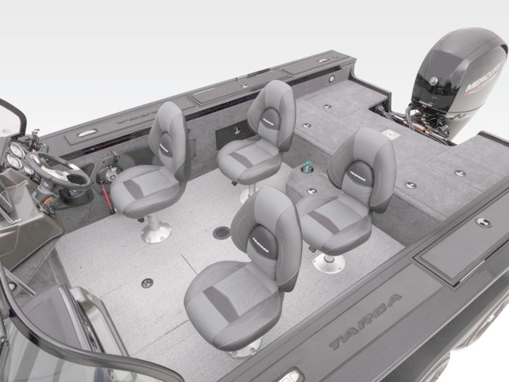 2021 Tracker Boats boat for sale, model of the boat is Targa™ V-18 WT & Image # 5 of 23