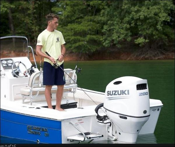 2021 Carolina Skiff boat for sale, model of the boat is 21 Ultra & Image # 2 of 3
