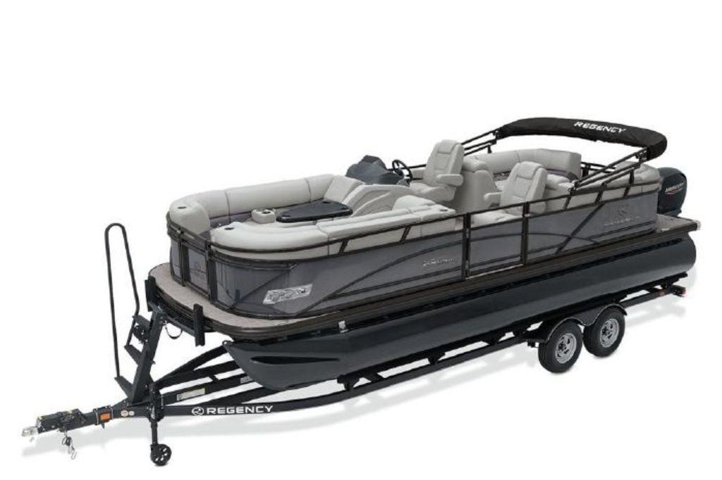 2021 Regency boat for sale, model of the boat is 230 DL3 & Image # 1 of 10