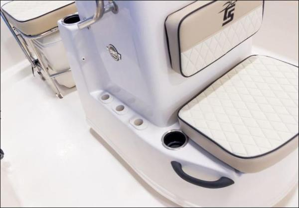 2021 Carolina Skiff boat for sale, model of the boat is 21 SWS & Image # 3 of 3