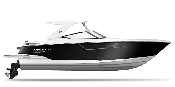 2021 Monterey boat for sale, model of the boat is 378 Super Express & Image # 48 of 53