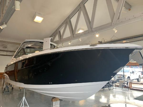 2021 Monterey boat for sale, model of the boat is 378 Super Express & Image # 2 of 53