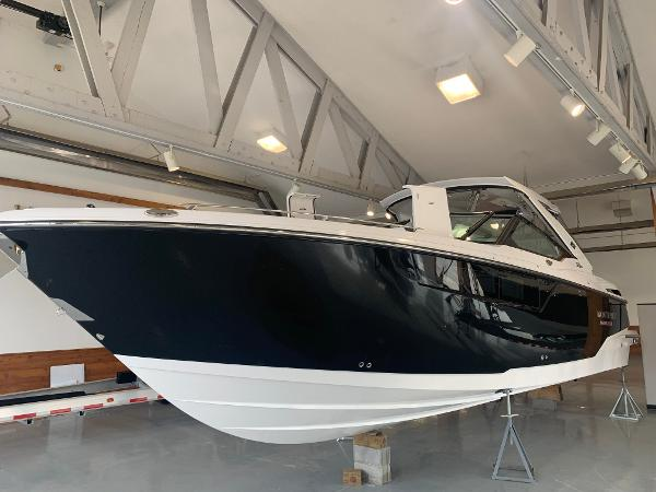 2021 Monterey boat for sale, model of the boat is 378 Super Express & Image # 3 of 53