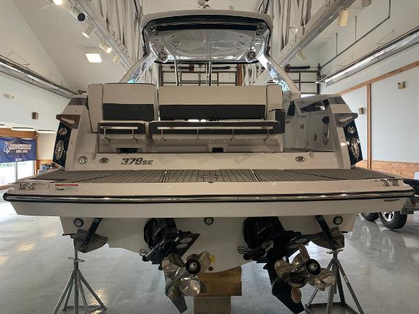 2021 Monterey boat for sale, model of the boat is 378 Super Express & Image # 4 of 53
