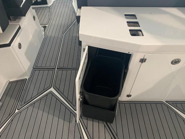 2021 Monterey boat for sale, model of the boat is 378 Super Express & Image # 11 of 53
