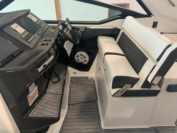 2021 Monterey boat for sale, model of the boat is 378 Super Express & Image # 19 of 53