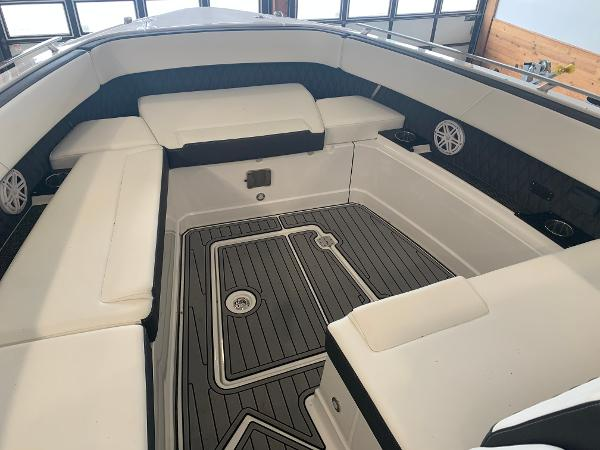 2021 Monterey boat for sale, model of the boat is 378 Super Express & Image # 27 of 53