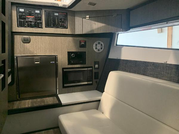 2021 Monterey boat for sale, model of the boat is 378 Super Express & Image # 35 of 53