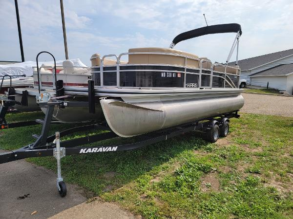 2018 Harris boat for sale, model of the boat is LX 200 & Image # 3 of 17
