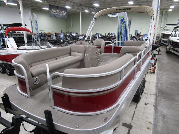 2021 Ranger Boats boat for sale, model of the boat is 200C & Image # 5 of 21