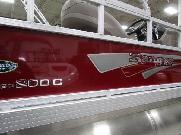 2021 Ranger Boats boat for sale, model of the boat is 200C & Image # 20 of 21