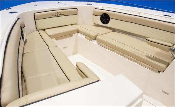 2021 Sea Chaser boat for sale, model of the boat is 35 HFC CC & Image # 2 of 4
