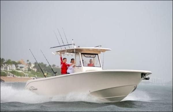 2021 Sea Chaser boat for sale, model of the boat is 35 HFC CC & Image # 3 of 4