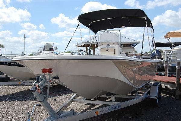 2021 Carolina Skiff boat for sale, model of the boat is 21 LS & Image # 2 of 3