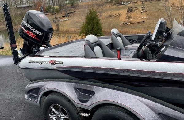 2016 Ranger Boats boat for sale, model of the boat is Z520C & Image # 2 of 19