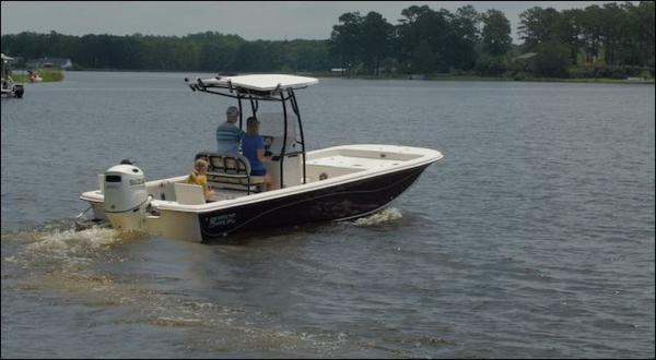 2021 Carolina Skiff boat for sale, model of the boat is 25 LS & Image # 2 of 4