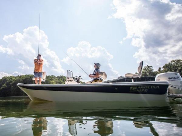 2021 Carolina Skiff boat for sale, model of the boat is 192 JLS & Image # 1 of 3