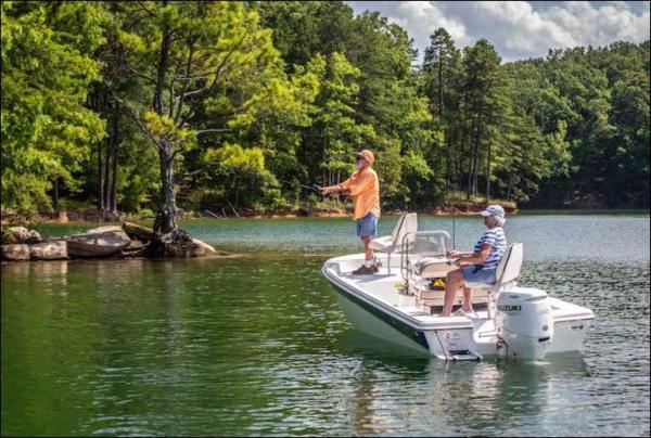 2021 Carolina Skiff boat for sale, model of the boat is 192 JLS & Image # 3 of 3