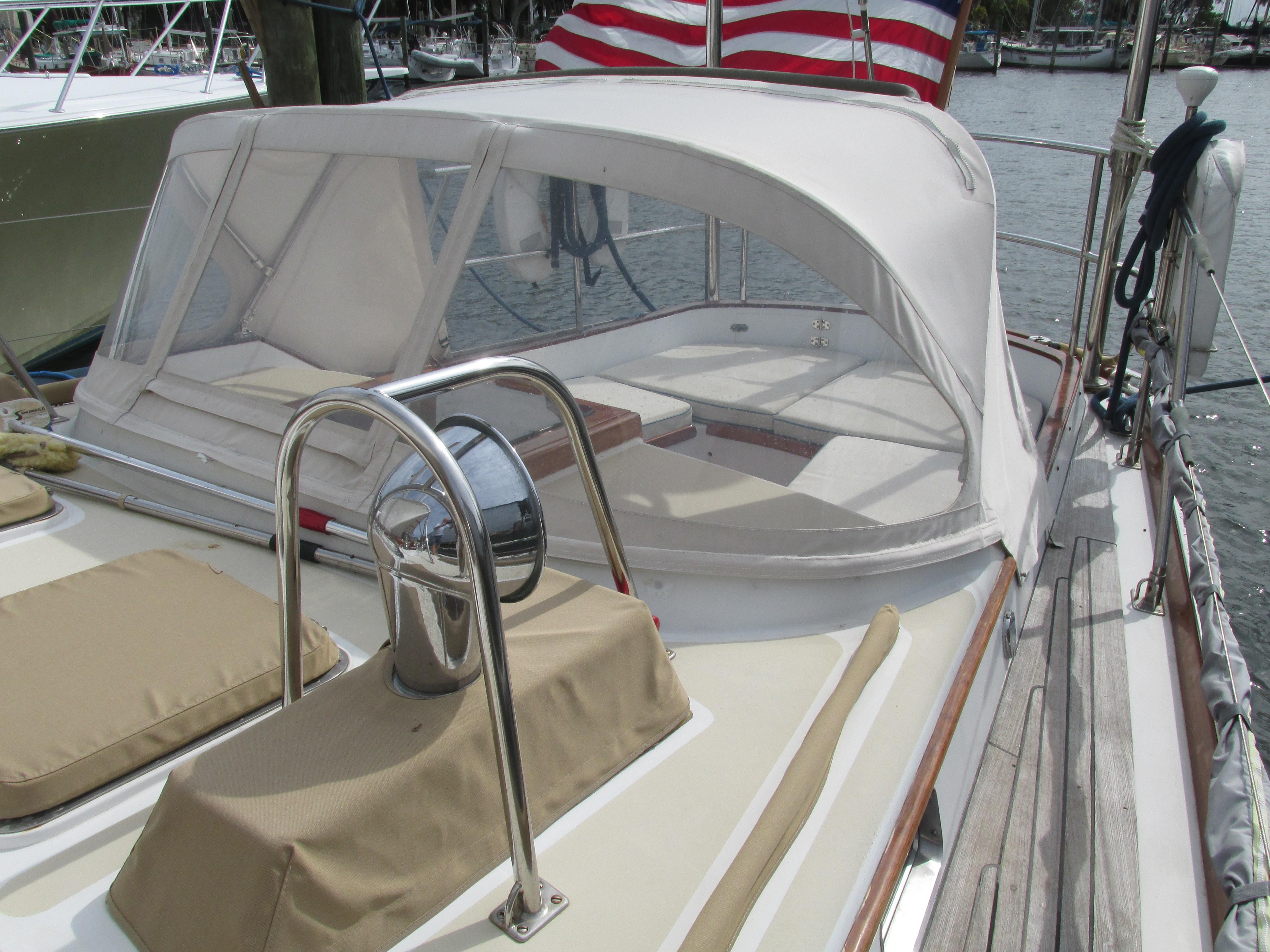 Picture Of:  63' Little Harbor 63 1987Yacht For Sale | 4 of 39