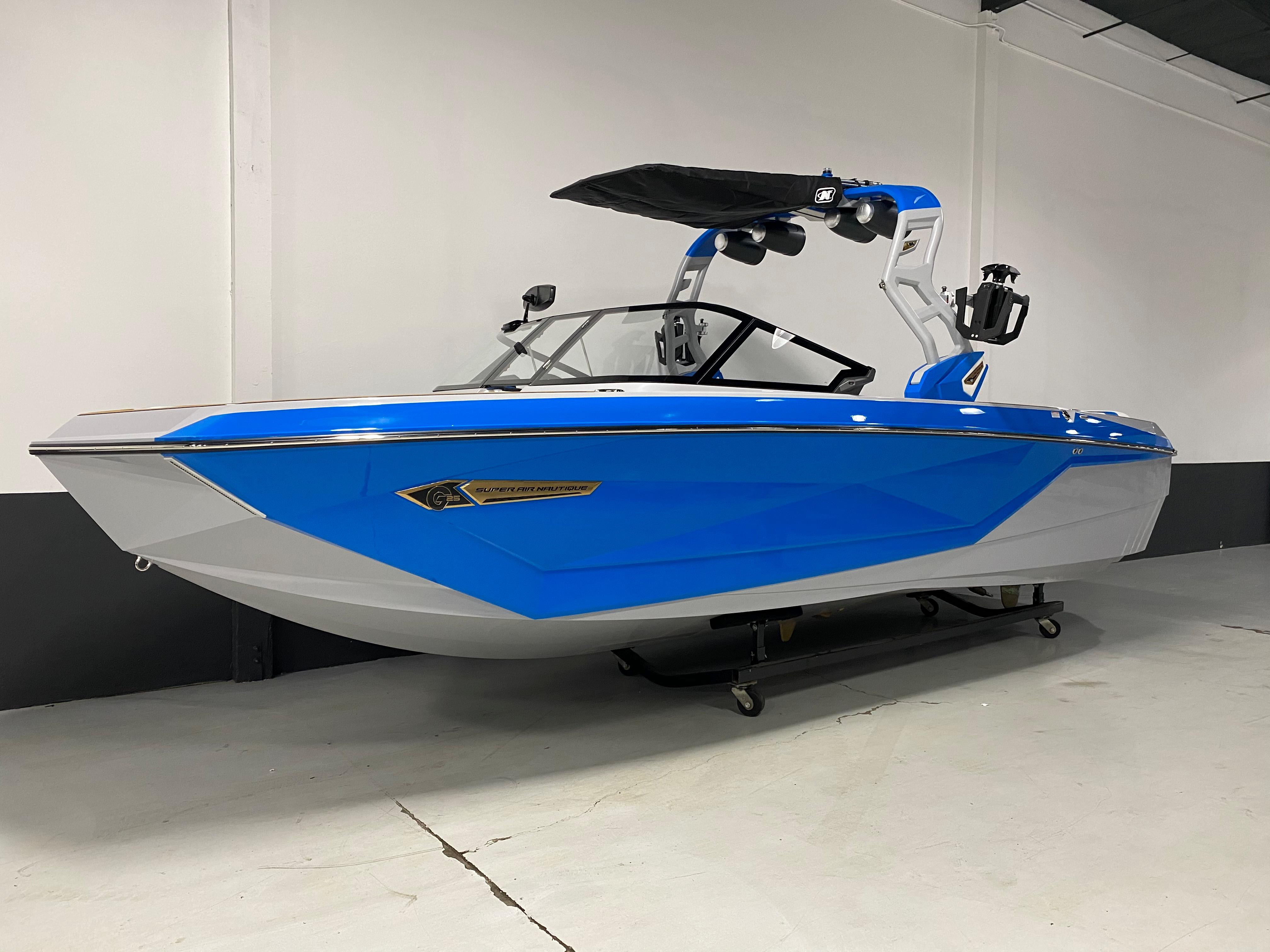 2021 Nautique G25 #N5074J inventory image at Sun Country Inland in Irvine