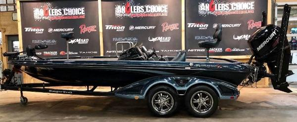 2017 Ranger Boats boat for sale, model of the boat is Z521C & Image # 1 of 10
