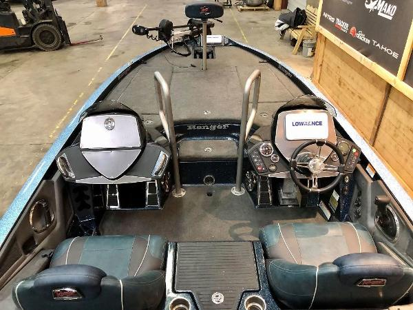2017 Ranger Boats boat for sale, model of the boat is Z521C & Image # 5 of 10