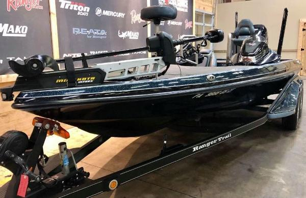 2017 Ranger Boats boat for sale, model of the boat is Z521C & Image # 9 of 10