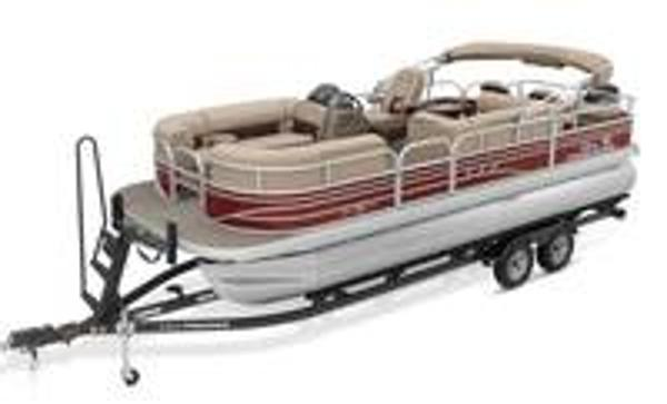 2022 Sun Tracker boat for sale, model of the boat is SportFish™ 22 DLX & Image # 1 of 1