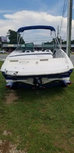 2008 Rinker boat for sale, model of the boat is Captiva 192 & Image # 2 of 6