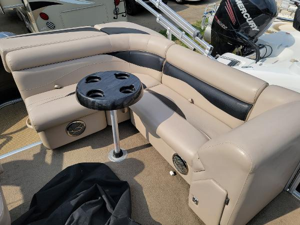 2014 Godfrey Pontoon boat for sale, model of the boat is Sweetwater 2286 & Image # 9 of 16