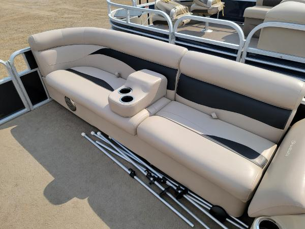 2014 Godfrey Pontoon boat for sale, model of the boat is Sweetwater 2286 & Image # 15 of 16