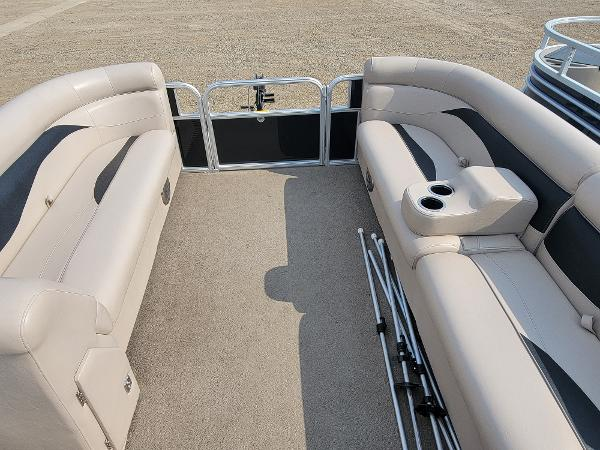 2014 Godfrey Pontoon boat for sale, model of the boat is Sweetwater 2286 & Image # 16 of 16